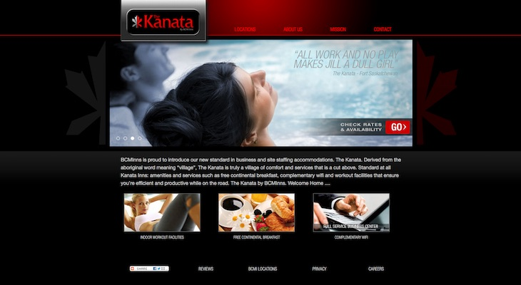 kanata motels - onres systems